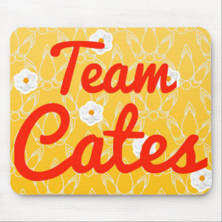 Team Cates Mouse Pads