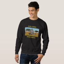Team Catman Animal Rescue Sweatshirt