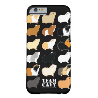 TEAM CAVY BARELY THERE iPhone 6 CASE