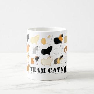 TEAM CAVY COFFEE MUG