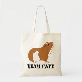 TEAM CAVY TOTE BAG