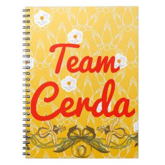 Team Cerda Notebook