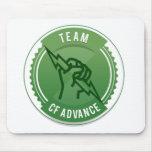 Team CF Advance Mouse Pad