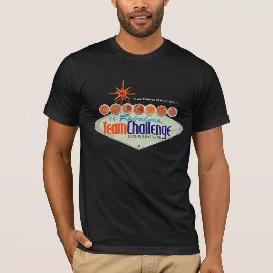 Team Challenge VEGAS Connecticut T-Shirt