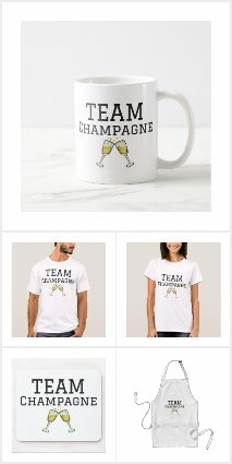 Shop Cooking Clarified: Team Champagne