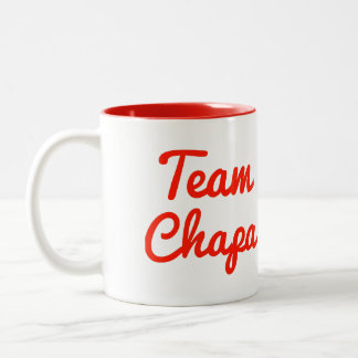 Team Chapa Mugs