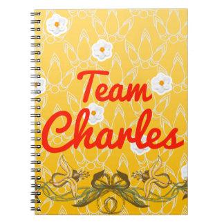 Team Charles Notebook
