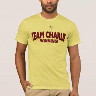 TEAM CHARLIE...... WINNING ! T-Shirt