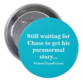 Team Chase 3 Inch Round Button