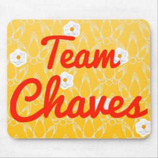 Team Chaves Mouse Pad