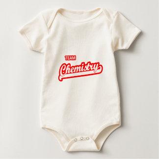 Team Chemistry Baby Bodysuit