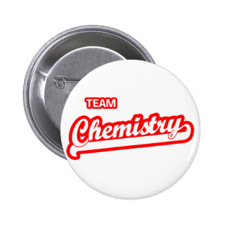 Team Chemistry Pinback Button