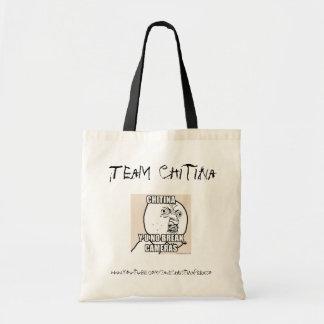 Team Chitina Bag