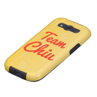 Team Chiu Galaxy S3 Cases