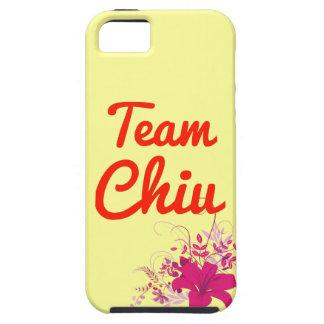 Team Chiu iPhone 5 Cases