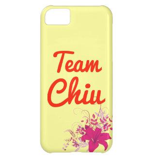 Team Chiu iPhone 5C Case