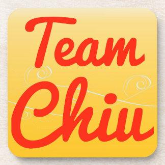 Team Chiu Beverage Coaster