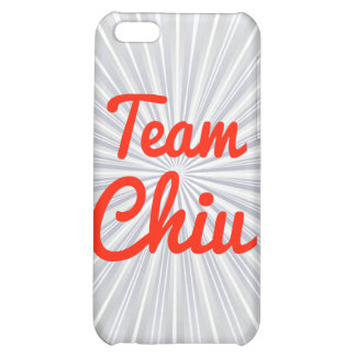 Team Chiu iPhone 5C Covers