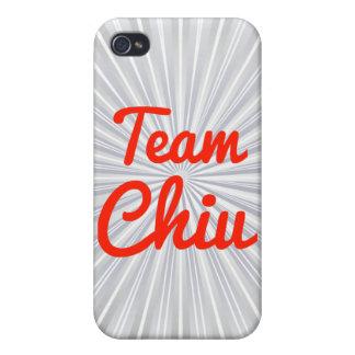 Team Chiu iPhone 4/4S Case