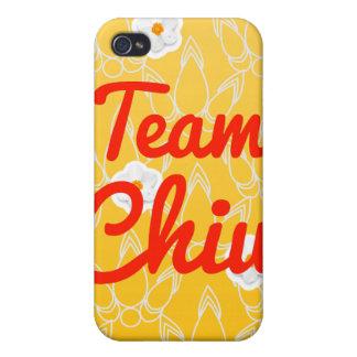 Team Chiu iPhone 4/4S Cover