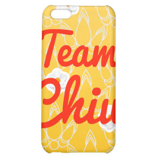 Team Chiu Cover For iPhone 5C