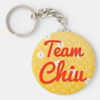 Team Chiu Key Chain