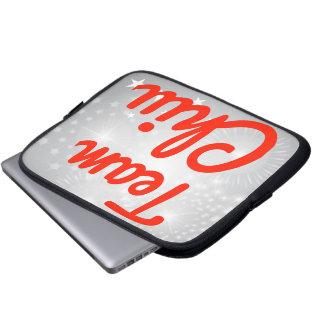 Team Chiu Laptop Sleeves