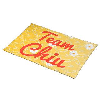 Team Chiu Placemat