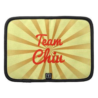 Team Chiu Planner