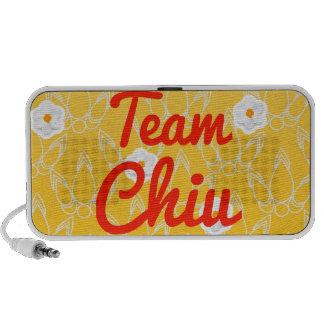 Team Chiu iPhone Speakers