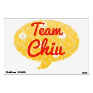 Team Chiu Room Graphic