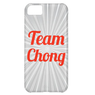 Team Chong iPhone 5C Cover