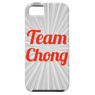 Team Chong iPhone 5 Cover