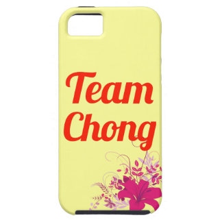 Team Chong iPhone 5 Cases