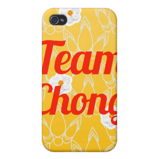 Team Chong iPhone 4/4S Cases