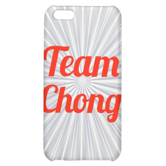 Team Chong Cover For iPhone 5C