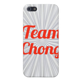 Team Chong iPhone 5 Covers