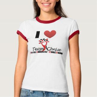 Team Chriso Womens TShirt