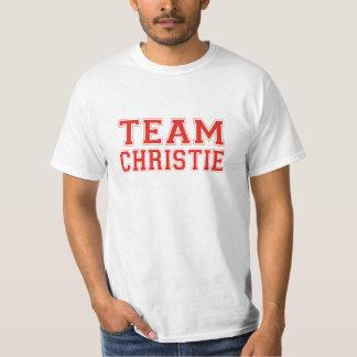 TEAM CHRISTIE T-SHIRT