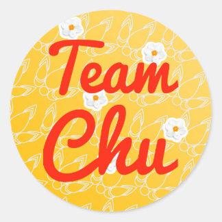 Team Chu Sticker