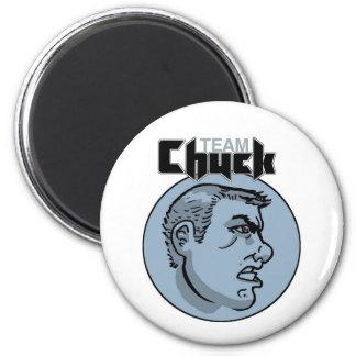 Team Chuck Magnet