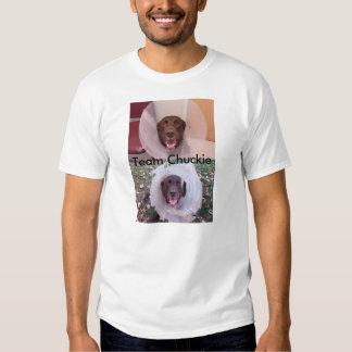 Team Chuckie Cone Destruction T Shirt