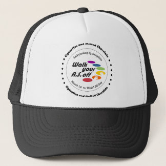 Team  Cigarettes And Melted Chocolate Trucker Hat