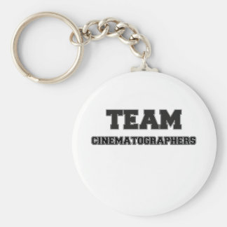 Team Cinematographers Key Chain