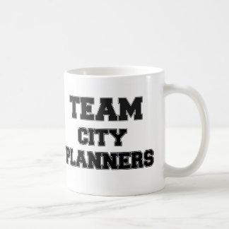 Team City Planners Classic White Coffee Mug