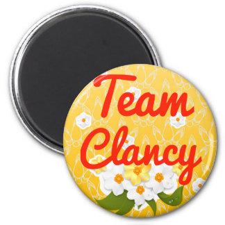 Team Clancy Fridge Magnet