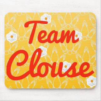 Team Clouse Mouse Pad