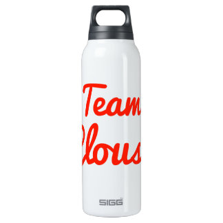 Team Clouse 16 Oz Insulated SIGG Thermos Water Bottle
