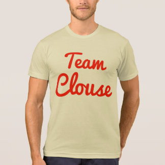 Team Clouse Shirts