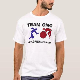 TEAM CNC: Kids' Duathalon T-Shirt